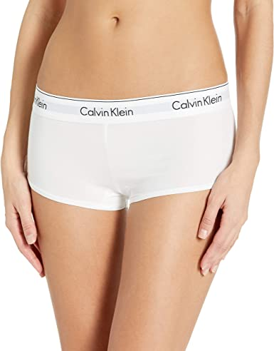 Calvin Klein - Pantalón corto de algodón para mujer: Amazon.es ...