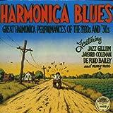 Harmonica Blues / Various