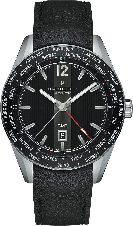 Hamilton Broadway h43725731automático para Hombre Reloj