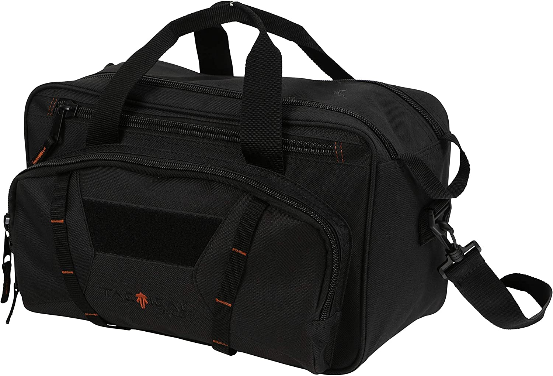 Allen Company - Tactical Sporter X Range Bag, Black/Red