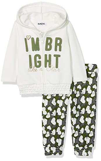 MEK Baby Girls Sweatshirt
