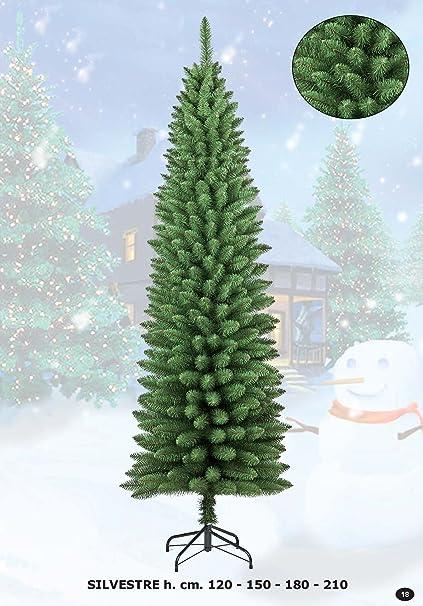 Albero Di Natale Stretto.Albero Di Natale Silvestre