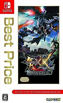 Amazon | モンスターハンターダブルクロス Nintendo Switch Ver. Best Price | ゲームソフト