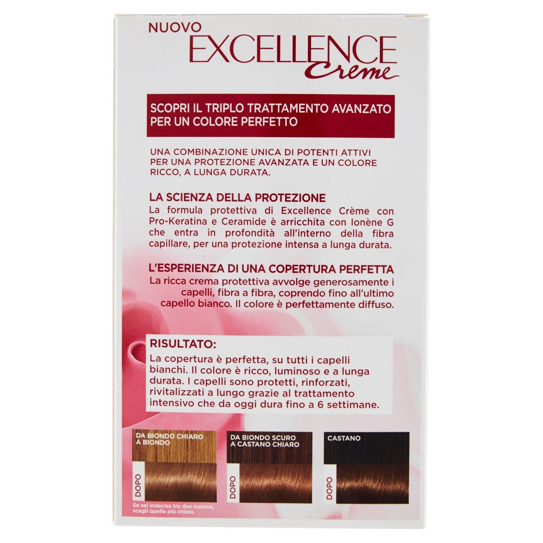 l Oréal Paris Excellence Crema Colorante Triplo Trattamento Avanzato ... c2a0e2691ce9