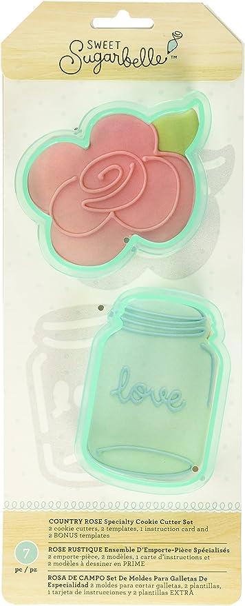 Amazon.com: American Crafts 374098 7 piezas Sweet sugarbelle ...