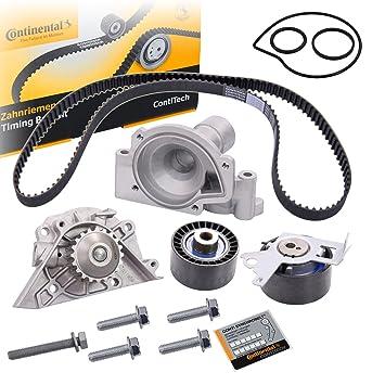 Continental Contitech ct1138wp1 Bomba de agua + kit correa de distribución: Amazon.es: Coche y moto