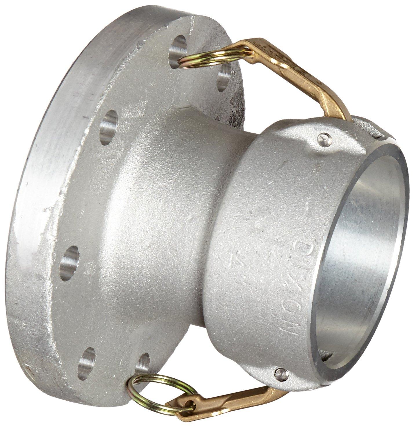 Dixon 600-DL-AL Aluminum Cam and Groove Hose Fitting 6 Socket x 150# ASA Flange
