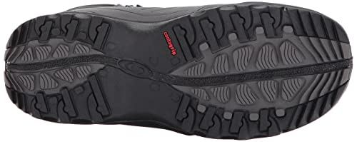 salomon toundra - Well-Tractioned Rubber Sole