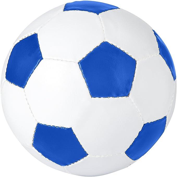Bullet - Balón de fútbol modelo Curve (21 cm) (Blanco/Azul ...