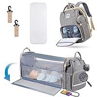 Deals on Heatoo 3-in-1 Diaper Backpack