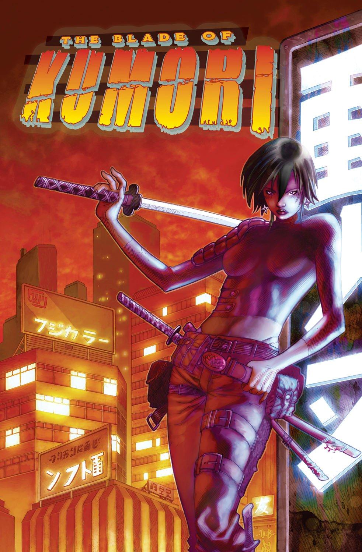 Download Blade of Kumori PDF