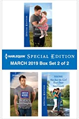 Harlequin Special Edition March 2019 - Box Set 2 of 2: An Anthology (Crimson, Colorado) Kindle Edition