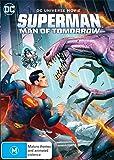 Superman: Man of Tomorrow   DC Universe Movie   Animated   NON-USA Format   Region 4 Import - Australia