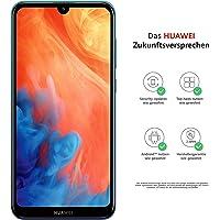 Huawei Y7 2019 Dual-SIM Smartphone 15,9 cm (6,26 Zoll) (4000mAh Akku, 32 GB interner Speicher, 3GB RAM, Android 8.0) aurora blue