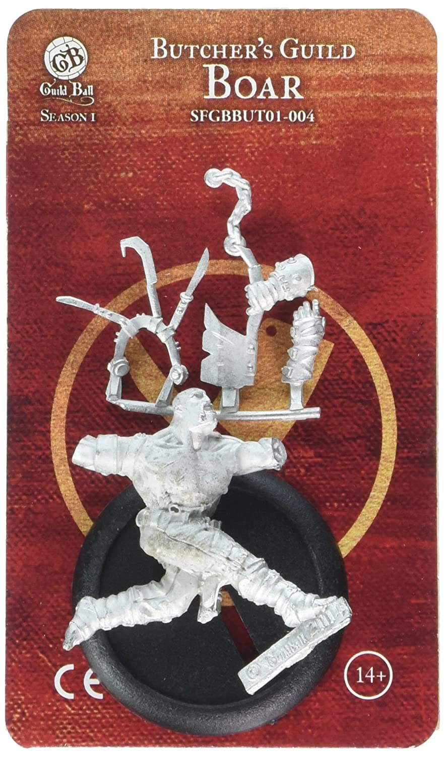 Steamforged Games Guild Ball Butcher Boar Kit