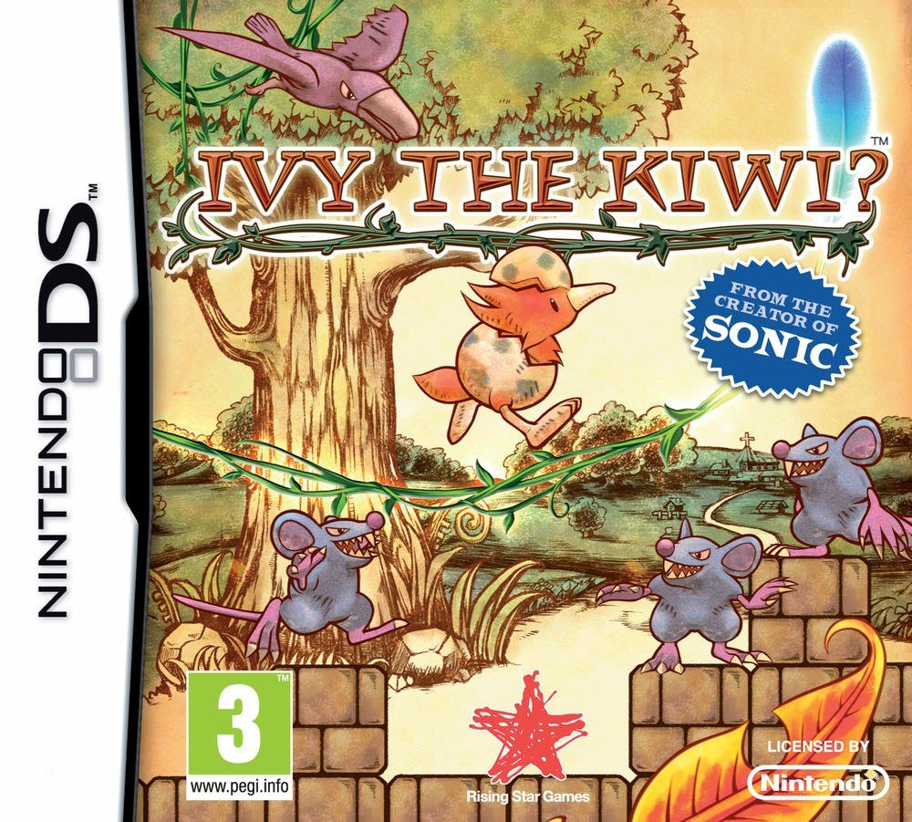 Ivy the Kiwi (Nintendo DS): Am...