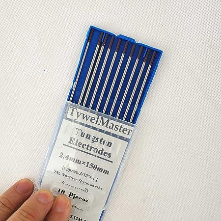 10pcs Rare Metals TIG Tungsten Electrodes Welding Rods For Tig Welding