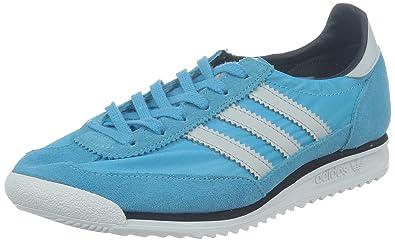 adidas SL72 W m20887 Sneaker Donna, Blu (BRCYANCLGREY