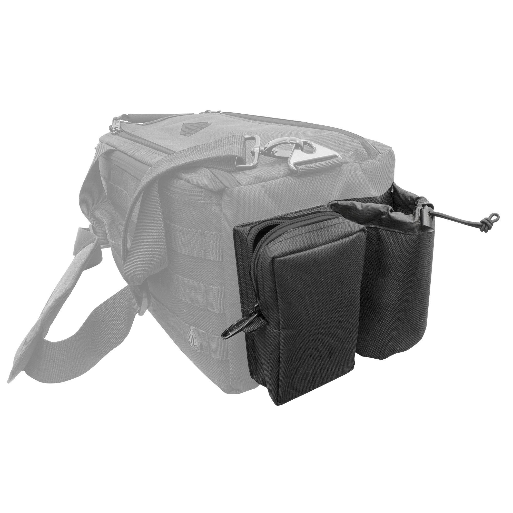UTG All in One Range/Utility Go Bag, Black, 21'' x 10'' x 9'' by UTG (Image #5)