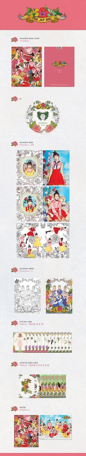 510+ Oh My Girl Coloring Book Mp3 Download HD