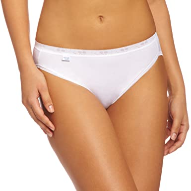 168ccb3ad5 Image Unavailable. Image not available for. Colour  Sloggi Basic Tai 3 Pack  Women s Briefs