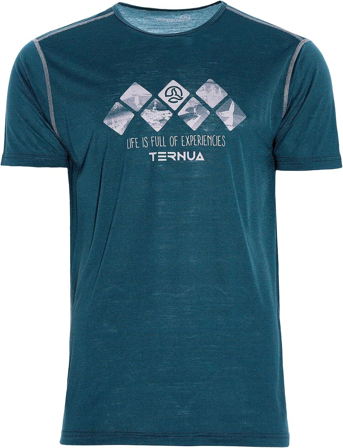 Ternua Marom Camiseta, Hombre: Amazon.es: Ropa y accesorios