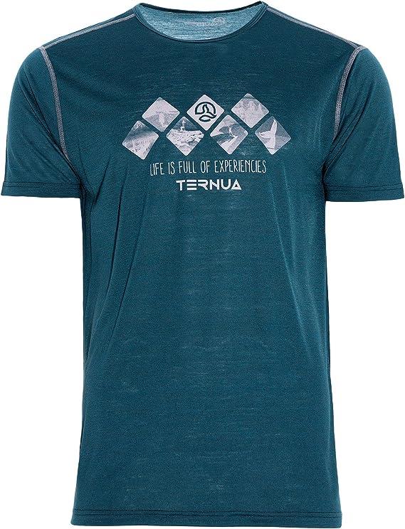 Ternua ® Marom Camiseta Hombre