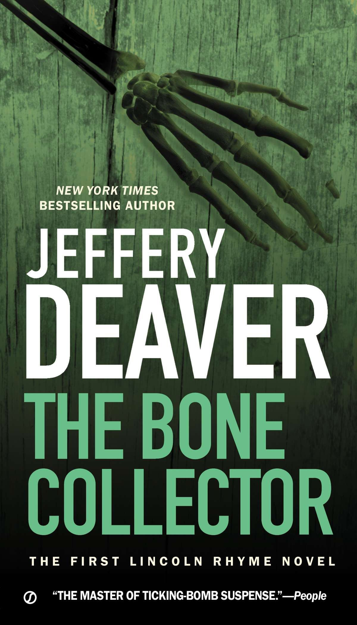 The Bone Collector (Lincoln Rhyme): Amazon.es: Jeffery Deaver: Libros en idiomas extranjeros
