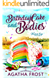 Fruit Cake And Fear Peridale Cafe Cozy Mystery Book
