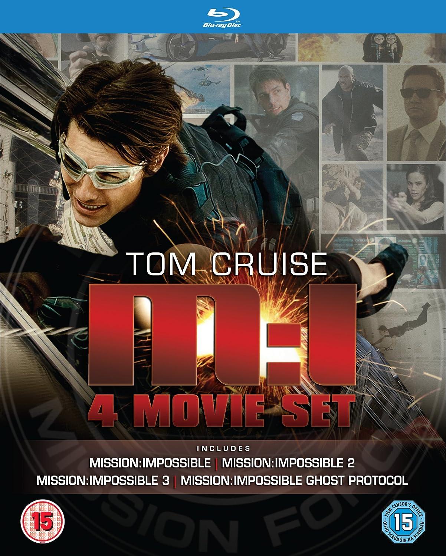 Mission Impossible - Quadrilogy Edizione: Regno Unito Reino Unido ...