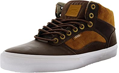 b6b5de6bca Vans Bedford Shoes Duck Hunt Brown White Size VN000XB5GPX US8.5