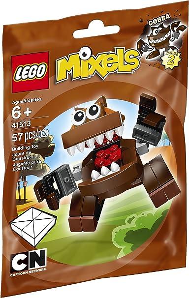 Amazon.com: LEGO, Mixels, Series 4 Bundle Set of Glowkies, Globert (41533),  Vampos (41534...: Toys & Games   606x385