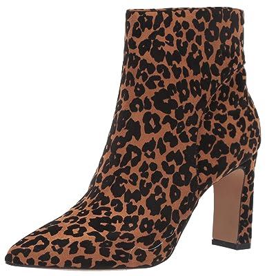 STEVEN by Steve Madden Women's Jenn Ankle Boot, Leopard, 7.5 M US   Ankle & Bootie