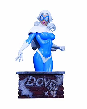 amazon com dc direct women of the dc universe series 3 dove bust
