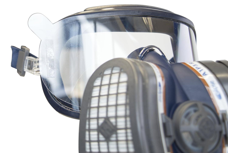 embalaje 10uds GVS Filter Technology SPM520 Recambio de cubre-visor para m/áscara Elipse Integra