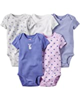 Carters Infant 5PK Bodysuit