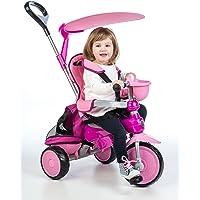 Qplay Triciclo Ranger Rosa