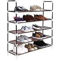 Leoneva 5 Tiers Shoe Rack