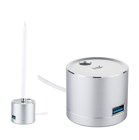 Amazon.com: Apple Pencil USB soporte de carga, base de carga ...