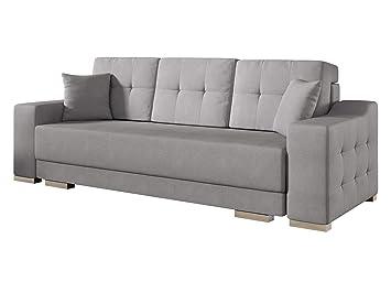 Modernes Schlafsofa Cypis Sofa Mit Bettkasten Und Schlaffunktion