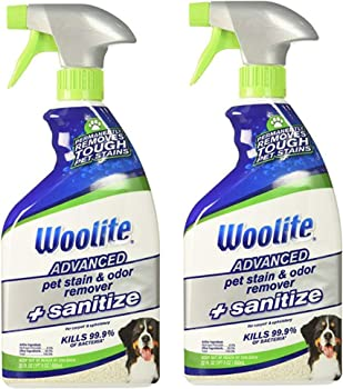 Bissell Woolite Advanced Pet Stain & Odor Remover