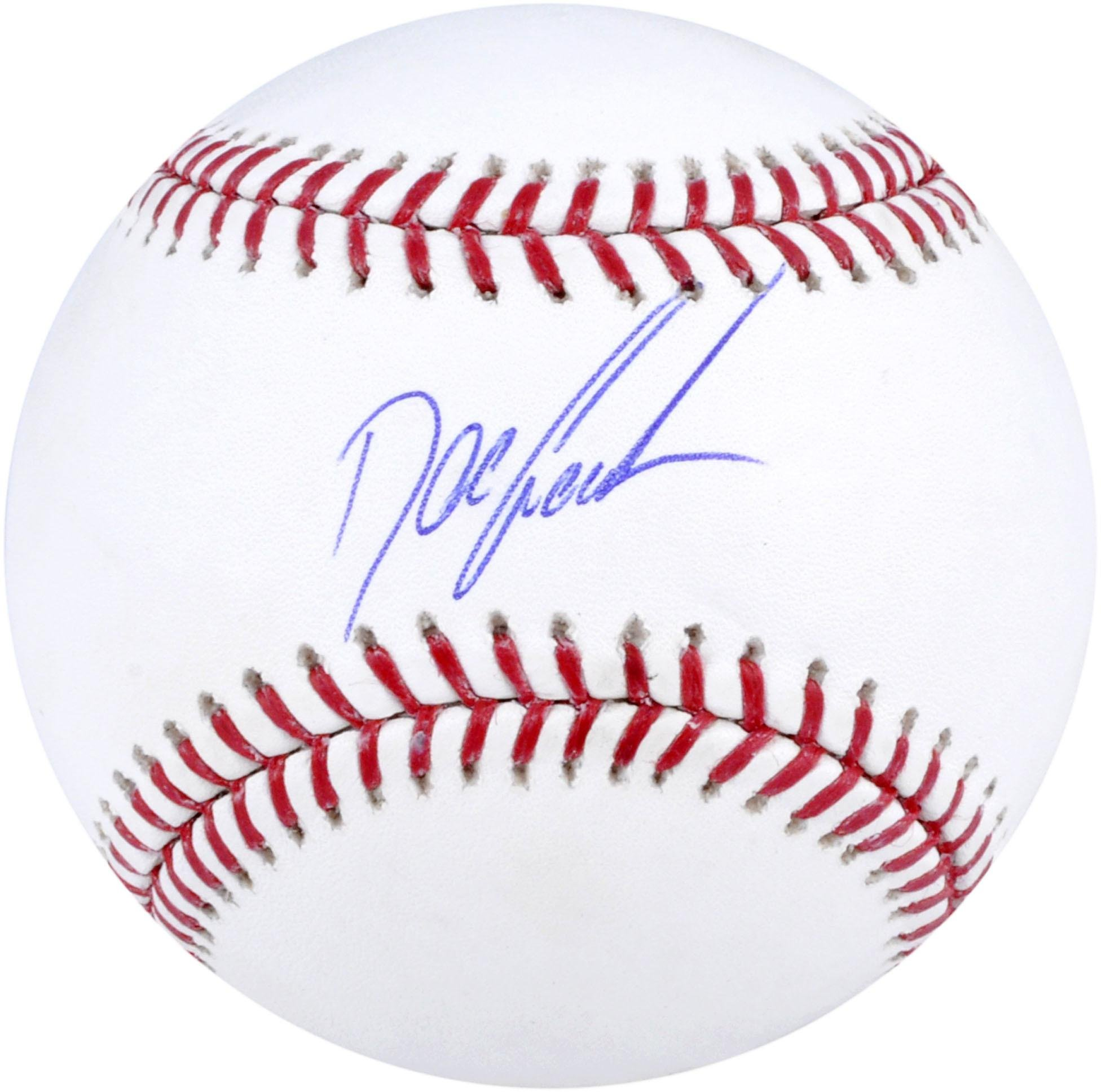 Dwight Gooden New York Mets Autographed Baseball Fanatics Authentic Certified Autographed Baseballs