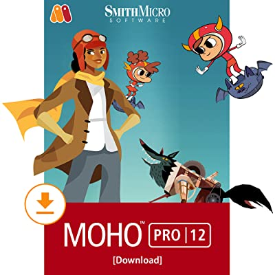 Moho Pro 12 2D Animation Software Windows Download [Download]