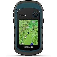 Garmin eTrex 22 – GPS-outdoor-navigatie, 2,2 inch kleurendisplay, blauw