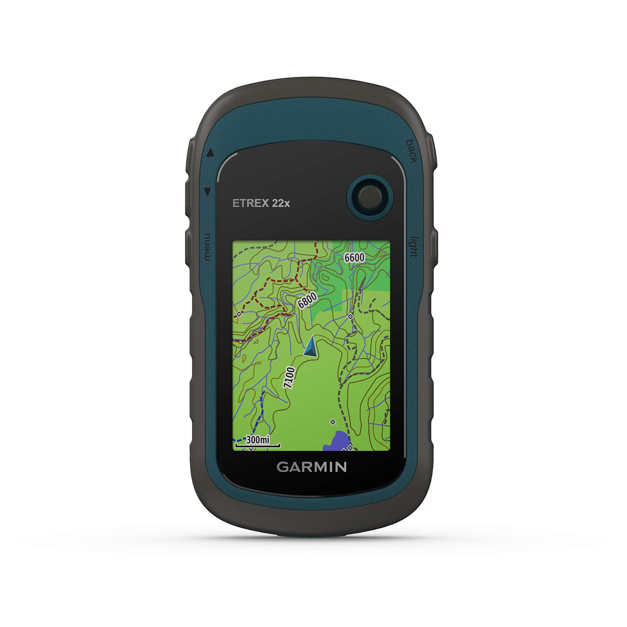 Garmin eTrex 22x, Rugged Handheld GPS Navigator by Garmin