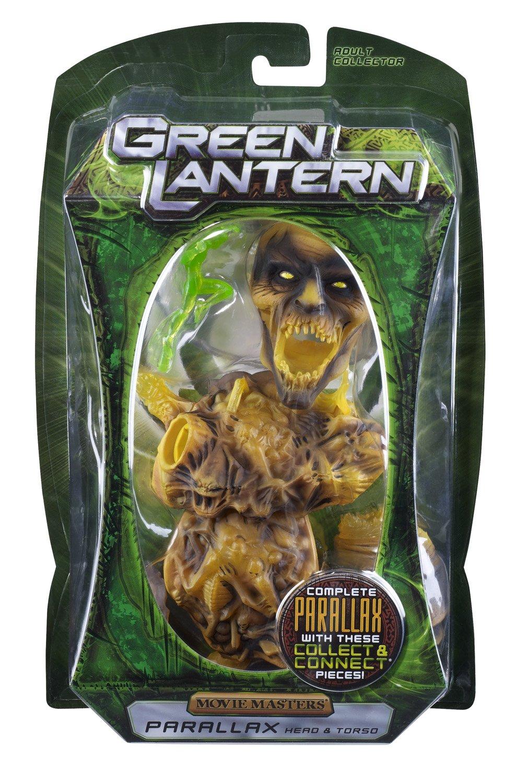 Grün Lantern Movie Movie Movie Masters Serie 1 Actionfigur: Parallax (Head & Torso) 2bfbfb