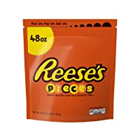 Reeses Pieces Candies, 48 oz