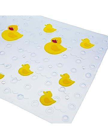 40x60 cm, caf/é AOI Alfombra de ba/ño Alfombras de ba/ño Antideslizante Alfombra de ba/ño antibacteriana Alfombra de ba/ño Suave Alfombra de ba/ño para beb/és Seguridad