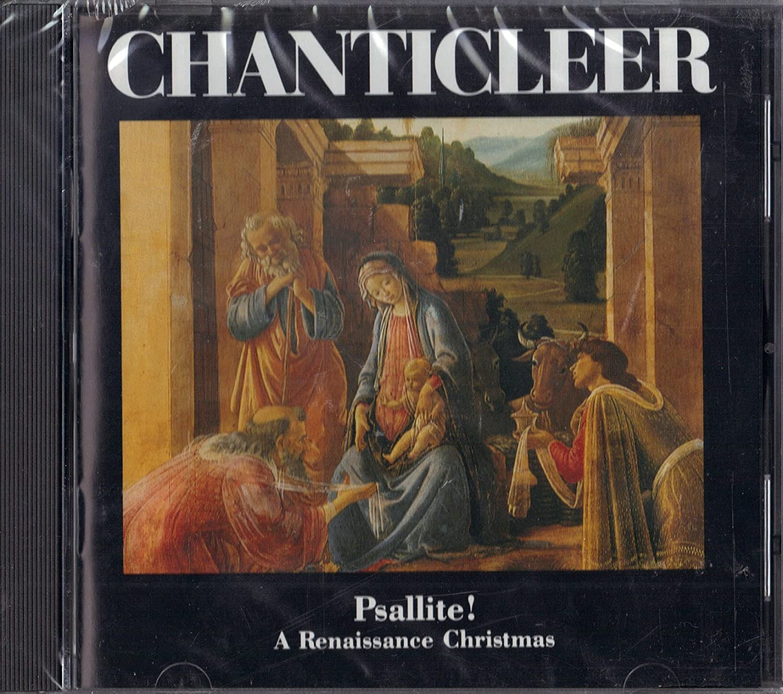 Chanticleer - Psallite!-Renaissance Christmas - Amazon.com Music