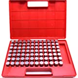 HFS(R) 82 Pcs ; M5 (0.751-0.832') CLASS ZZ STEEL PLUG PIN GAGE SET MINUS NEW